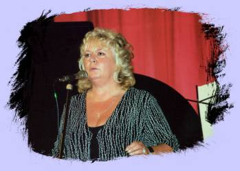 At the 2002 Jazz Diva Finals, Isle Of Wight
